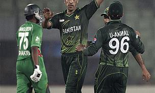 Pakistan Win Asia Cup Opener Over Bangladesh