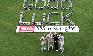 Lancashire Bowled Over By Perfect Delivery From Thwaites