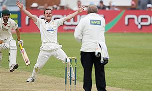 County Cricket Round-Up - 12th April