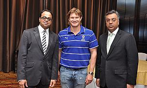 Pune Cricket Enthusiasts Match Rajasthan Royals At Marriott Hotel And Convention Centre