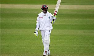 Chanderpaul Stands Firm To Stall England's Charge