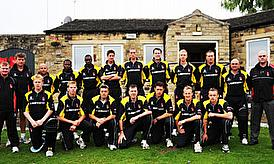 Search Is On For UK's Best-Dressed Cricket Team