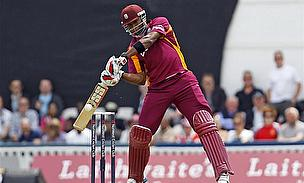Gayle And Pollard Blast West Indies To Victory
