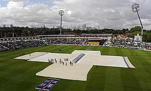 England And Australia Suffer Edgbaston Wash Out