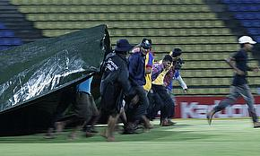 No Play Possible On Day Two In Pallekele