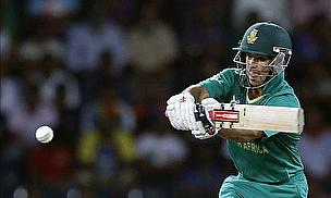 Amla And Duminy Score Half-Centuries On Emotional Day