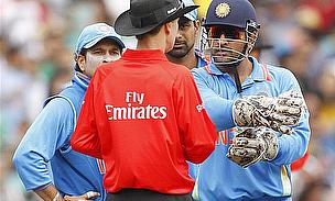 Dhoni And India Fined For Slow Over-Rate