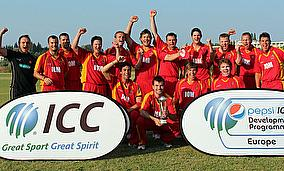 Isle Of Man Win Division Two Championship