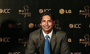 Sangakkara Wins Three At ICC Awards