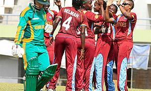 West Indies Qualify After Washout In Colombo