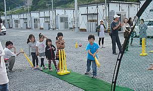 Japan Cricket Links With WESYM To Aid Disaster Recovery