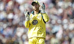 Wade Keeps Gloves As Australia Name Test Squad