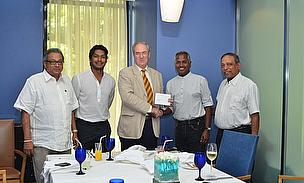MCC Awards Honorary Life Membership To Kushil Gunasekera