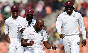 West Indies Wrap Up 2-0 Series Win