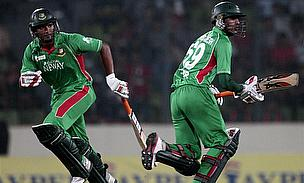 Bangladesh Clinch Series In Tense Finale