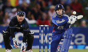 Slow Progress For England On Opening Day