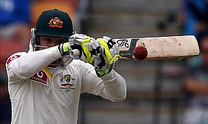 Australia Enjoy Strong Start To First Test