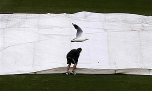 Fourth West Indies-South Africa Game Rained Off