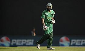 Amla Out Of Second ODI, Doubtful For Final Game