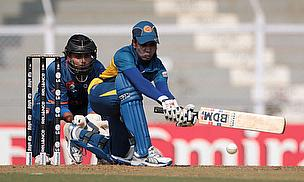 Four Half-Centurions Propel Sri Lanka To 282