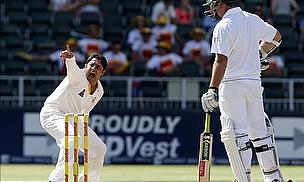Ajmal Five Has South Africa In A Spin
