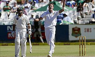 Dale Steyn Ends With Four As South Africa Wrap Up Innings Win