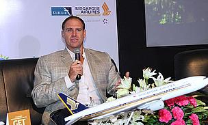 Hayden Launches 'Go Beyond With Singapore Airlines' Campaign