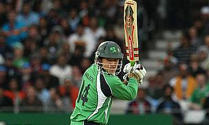 Gary Wilson Half-Century Extends Ireland's Lead