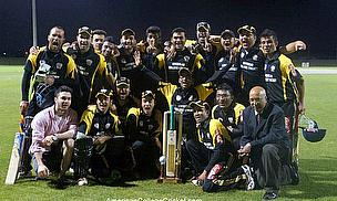 UMBC Win National Title, Claim Shiv Chanderpaul Trophy