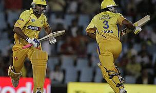 IPL 2013: Chennai Go Four Points Clear