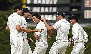 Wagner, Bracewell Bowl New Zealanders To Victory