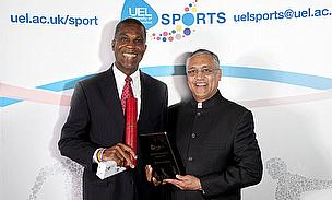 Holding Receives Lifetime Achievement Award From UEL