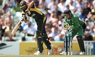 Ireland Unchanged For Pakistan ODIs