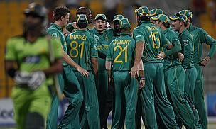 South Africa are the favourites for the ICC Champions Trophy