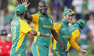 South Africa Take Calm Approach To Semi-Final