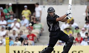 Ross Taylor hits out for New Zealand