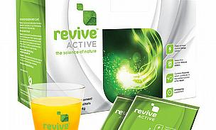 Increase Energy, Concentration With Revive Active