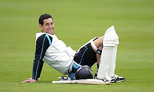 New Zealand Test captain Ross Taylor