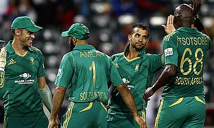 JP Duminy, South Africa