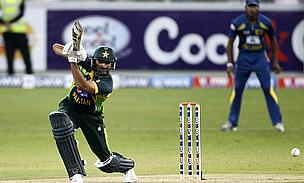 Sohail Tanvir drives