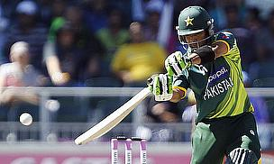 Pakistan's Mohammad Hafeez hits out