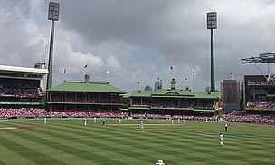 I enjoyed my trip to the S.C.G even if the result went against England
