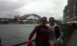 Sydney surprised me - I had no idea there was so much water here!