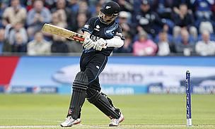Kane Williamson hits out