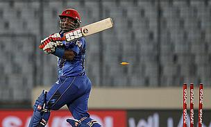Mohammad Shahzad is dismissed
