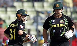 David Warner, Aaron Finch