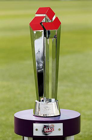 The NatWest Blast T20 Trophy