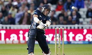 David Willey hits out