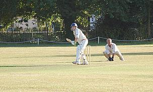 Farningham played just one game this weekend, despite the good weather