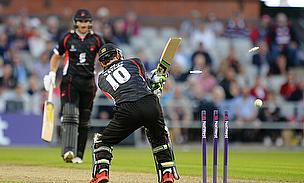 Lancashire beat Leicestershire this week